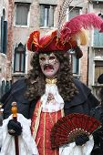 picture of venice carnival  - mask  - JPG