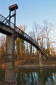 Rheinauen Bridge