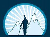 Skier design