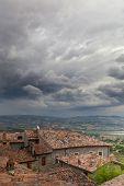 Umbrian Landscape from MonteCastello di Vibio, Italy