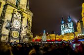 Astronomical Clock. Prague.