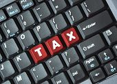 Tax on keyboard