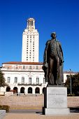 washington status and ut tower