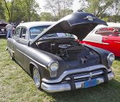 Black 1952 Oldsmobile Super 88