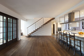 pic of duplex  - Beautiful modern loft - JPG