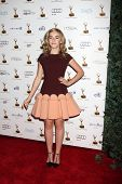LOS ANGELES - SEP 20:  Kiernan Shipka at the Emmys Performers Nominee Reception at  Pacific Design C
