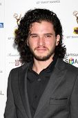 LOS ANGELES - SEP 20:  Kit Harington at the Emmys Performers Nominee Reception at  Pacific Design Ce
