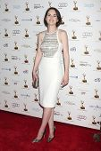 LOS ANGELES - SEP 20:  Michelle Dockery at the Emmys Performers Nominee Reception at  Pacific Design