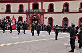 Military unit.