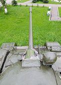 Tower Soviet tank T-54