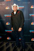 NEW YORK-AUG 28: Country singer Marty Brown attends the post-show red carpet for NBC's