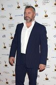 LOS ANGELES - SEP 20:  Matt LeBlanc at the Emmys Performers Nominee Reception at  Pacific Design Cen