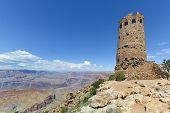 Grand Canyon, Desert view watchtower -  Arizona, United States