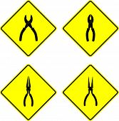 pliers signs