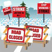 Strike theme