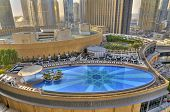 Swimming Pool In Dubai Marina