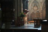 Inside Temple Church