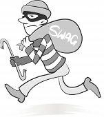 Vintage Robber