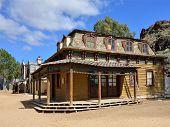 Wild West Town