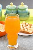 Orange Squash - Squash Is A Highly-sweetened Fruit-based Concentrate Which Is Mixed With A Liquid.