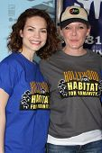 LOS ANGELES - MAR 8:  Rebecca Herbst, Maura West at the 5th Annual General Hospital Habitat for Huma