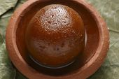 Pantua is a traditional Indian sweet.