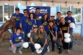 LOS ANGELES - MAR 8:  GH Cast headed by Lisa LoCicero at the 5th Annual General Hospital Habitat for