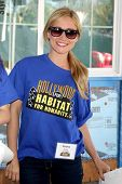 LOS ANGELES - MAR 8:  Emme Rylan at the 5th Annual General Hospital Habitat for Humanity Fan Build D