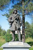 Monument To Karelian Partisans, Segezha, Karelia, Russia