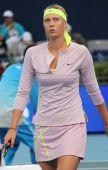 Maria Sharapova at the China Open 2009