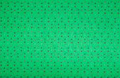 stock photo of poi  - Green old Background with multicolored seamless pois - JPG
