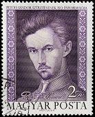 Petofi Sandor Stamp