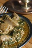 Korma Subzi - Tender diced chicken from India