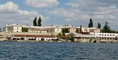 stock photo of sevastopol  - North side  - JPG
