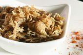 Reshmi kheema - A mince dish from India