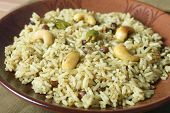 Puli sadam - A rice based dish from Tamilnadu