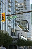 Burrard Street, Vancouver, BC, Canada