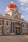 Architecture In Cienfuegos, Cuba