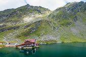 Balea Lake, Fagaras mountaines, Romania