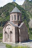 Church, Darial Gorge, Georgian Military Road, Georgia