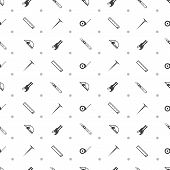Vector background for working with linoleum