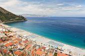 image of messina  - Beautiful beach in Scilla - JPG