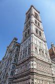 Duomo Santa Maria Del Fiore And Campanile.