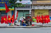 Vietnam National Flags for sale