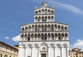 Church Of San Miguel In Lucca.  San Michele In Foro