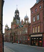 Clifford Street, York, UK.   York Magistrates' Court