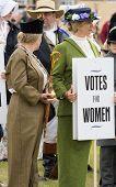Suffragette activist