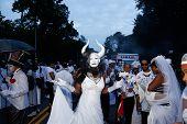 Jab Jab wedding bride