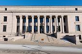 Minnesota Judicial Center Entrance