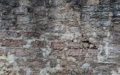 old grungy texture, grey stone wall